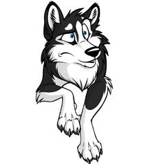 STUCK Husky