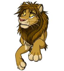 STUCK Lion