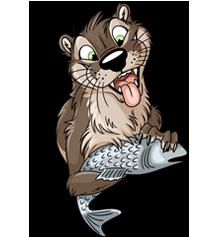 STUCK Otter