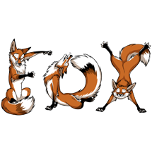 Yoga Foxes