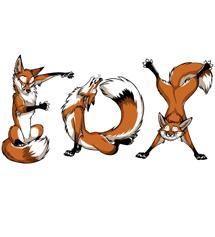 Yoga Foxes