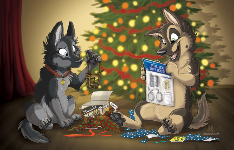 Presents are hard